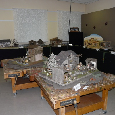 Krippenausstellung Monschau-Höfen 2016 005