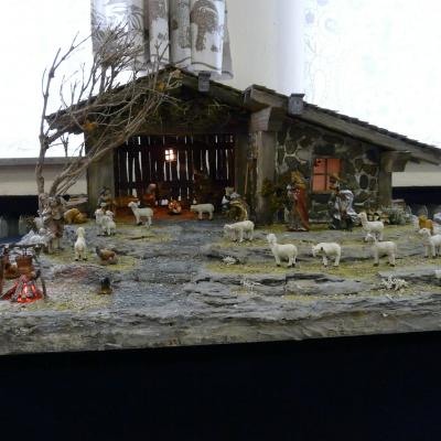 Krippenausstellung Monschau-Höfen 2016 058
